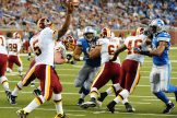 NFL Football - Washington Redskins @ Detroit Lions